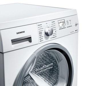 Wäschetrommel eines Siemens Wärmepumpentrockners