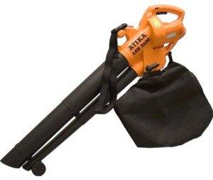 Der Atika LSH2600 Laubsauger und Laubbläser bietet viel Komfort bei der Gartenarbeit.