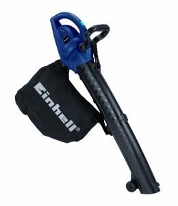 Der Einhell BG-EL 2500/2 Elektro-Laubsauger ist eine günstige Alternative für Kleingärter.