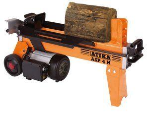Der Atika 301779 Brennholzspalter ASP 4 N belegt den sechsten Platz in unserer Testreihe