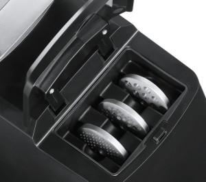 Die Aufsätze des Bosch MFW68660 Fleischwolf ProPower 800 W