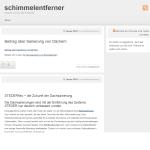 Mehr über saubere Luft und effektives Bekämpfen von Schimmel auf www.schimmelentferner.wordpress.com
