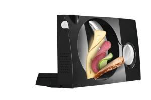 Brot, Käse, Wurst, Gemüse und mehr ist mit dem Siemens MS42006N Allesschneider ein Kinderspiel.
