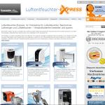 Mehr über saubere Luft und effektives Bekämpfen von Schimmel auf www.luftentfeuchter-express.de
