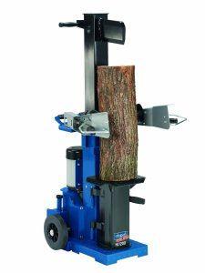 Die Anwendung des Holzspalter ist sicher und unkompliziert.
