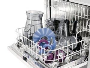 Küchenmaschine und Geschirrspüler