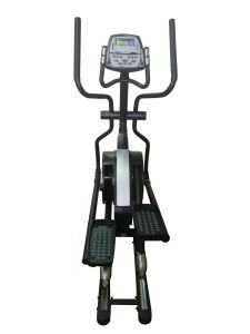 Der AsViva Ellipsentrainer-Elliptical mit Display