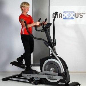Der Crosstrainer Maxxus CX 6.1 ist ein qualitativ hochwertiges Produkt.