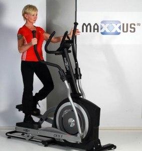 Der CROSSTRAINER MAXXUS CX 5.1 ist ideal um seine sportliche Ziele zu erreichen.