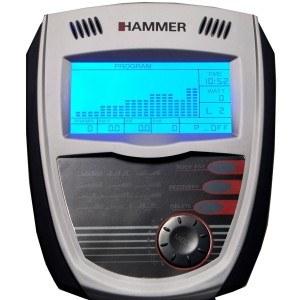 Der Computer des Hammer Crosslife XTR verfügt über 12 Programme.