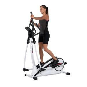 Der Hammer Crosstrainer Crosslife XTR trainiert Ihr Herz-Kreislauf-System optimal.
