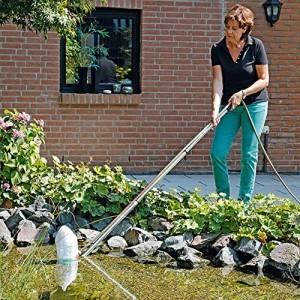 Es gibt verschiedene Möglichkeiten den Gartenteich gründlich zu reinigen.