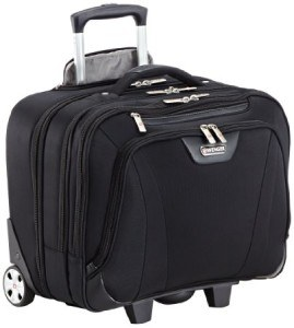 Wenger-Koffer-Businesstrolley-mit-Laptopfach-17-Zoll-Business-Deluxe-44-cm-33-Liter-schwarz-W72992295-Vergleich-Testsieger