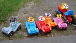 Bobby Car - Rutschauto