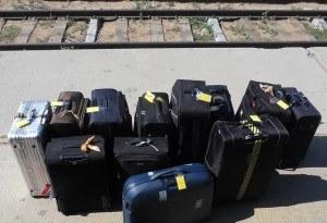 Handgepäck - verschiedene Typen und Hersteller