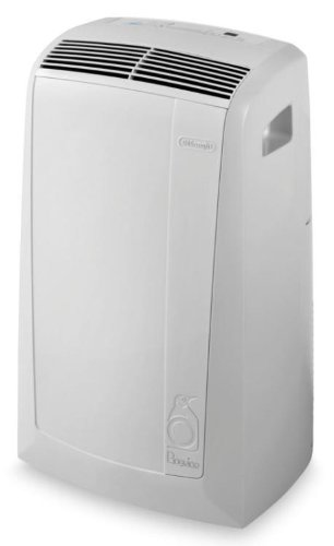DeLonghi PAC N 81 Mobiles Klimagerät weiß Frontansicht