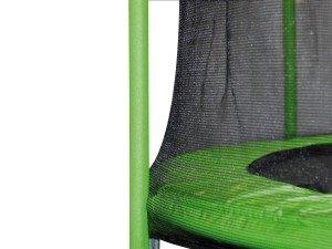 Sicherheitsnetz des Gartentrampolins