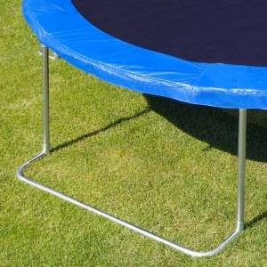 Randabdeckung - Ultrasport Gartentrampolin Jumper 430 cm Ø