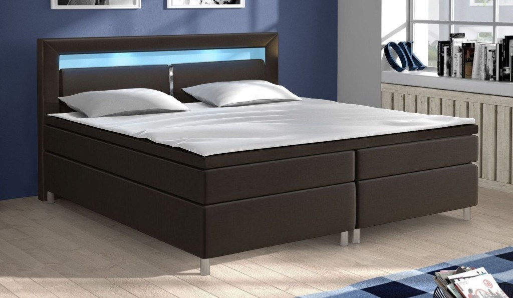 bugatti boxspringbett expertentesten. Black Bedroom Furniture Sets. Home Design Ideas
