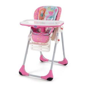 Chicco 79065490000 Hochstuhl Polly 2 in 1 Princess