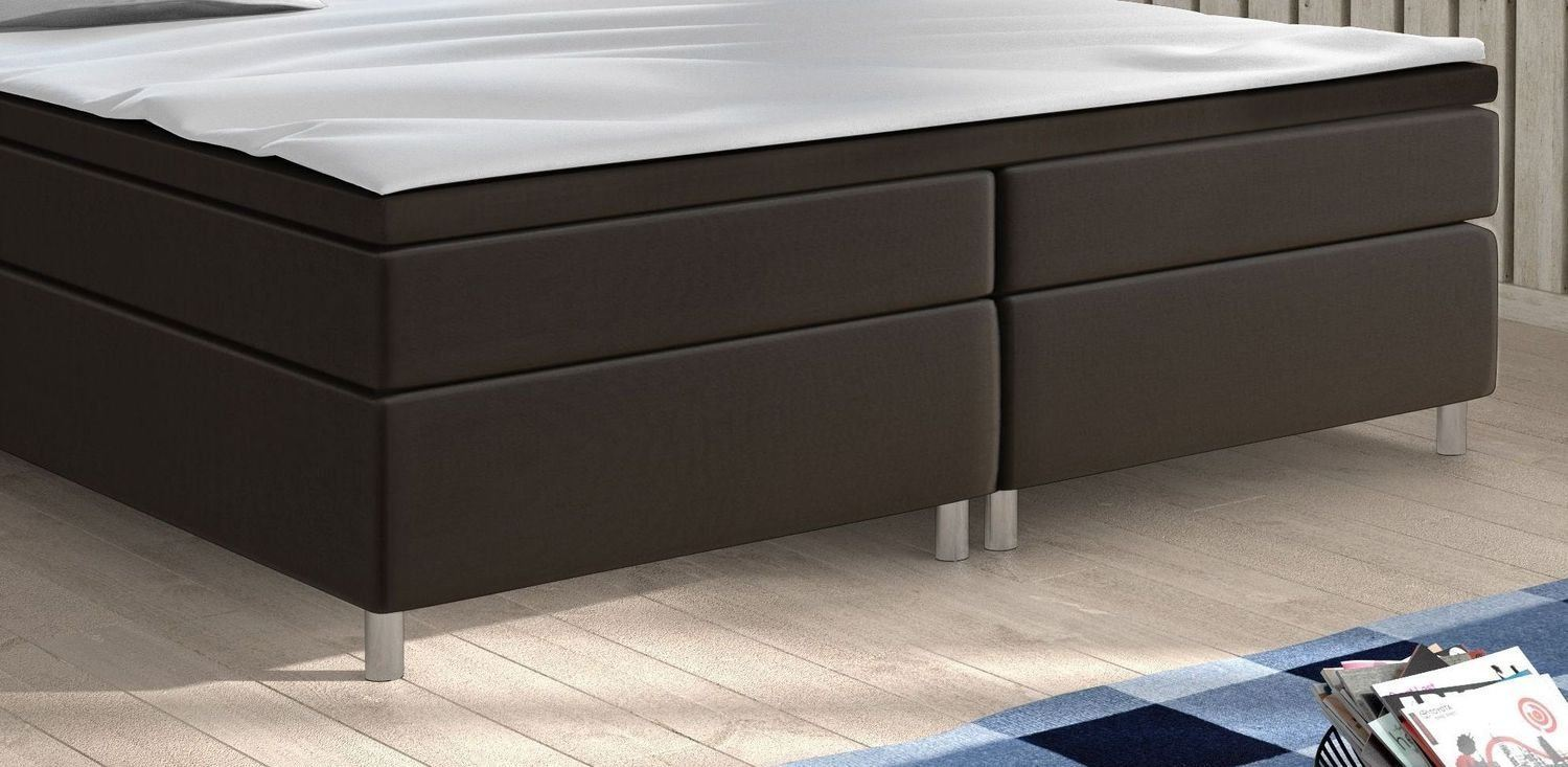 ikea boxspringbett expertentesten. Black Bedroom Furniture Sets. Home Design Ideas