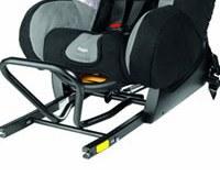 Kindersitz in 4 Schritten richtig befestigen