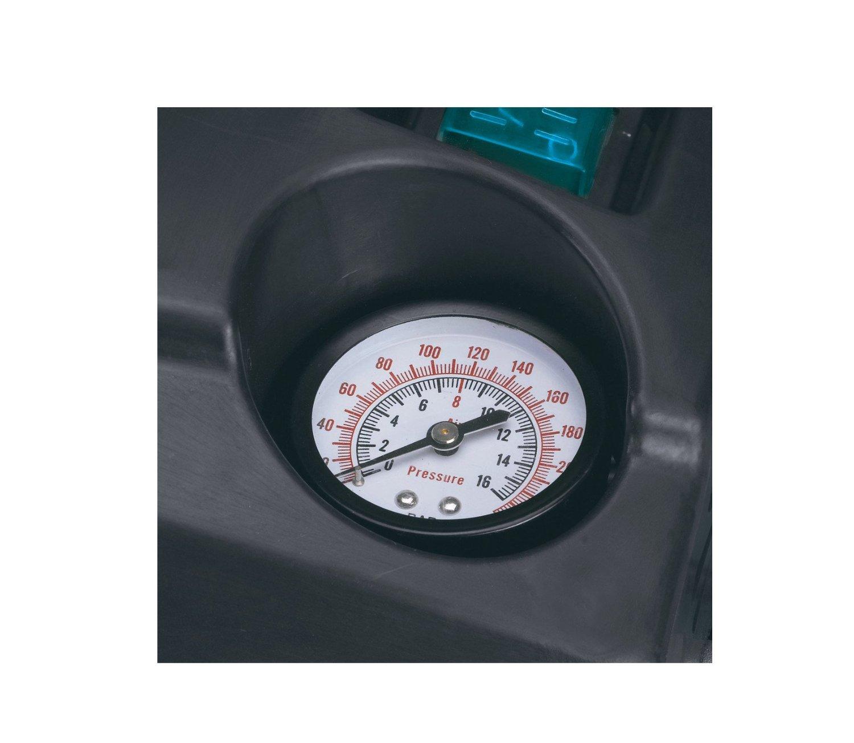 Was tun, wenn der Kompressor keinen Druck aufbaut?