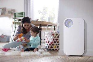 Luftreinigung im Kinderzimmer
