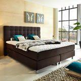 Luxus Boxspringbett von WELCON 180x200 **22 Farben**
