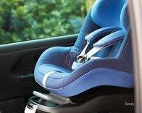 Nach einem Unfall: Kindersitz überprüfen lassen