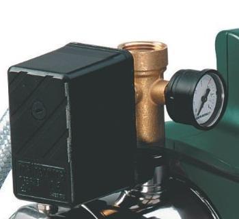 Metabo Hauswasserwerk im Test HWW 5500-50 M