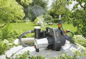 Die Gardena 1736-20 Premium Gartenpumpe 6000/6 inox
