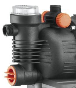 Gardena Hauswasserwerk Anschluss Test 4000/5 eco Comfort, 01754-20