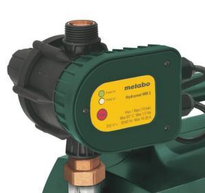 Metabo Hauswasserwerk im Test Anschluss vom HWW 5500