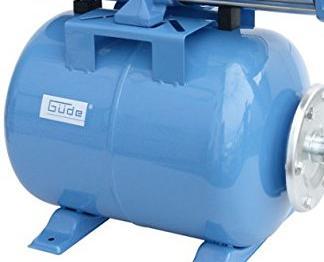 Güde Hauswasserwerk Behälter im Test MP/5A 24 LT