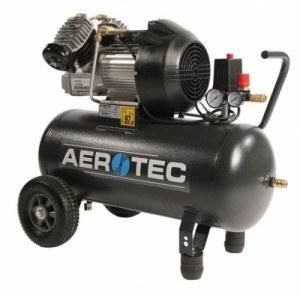 Kompressor 400-50 von Aerotec im Test