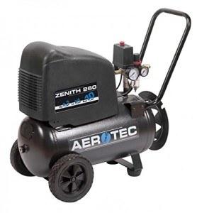 Aerotec Zenith 260 Pro Kompressor im Vergleich