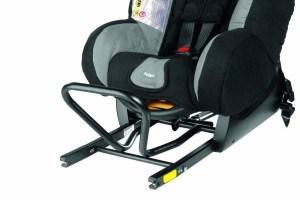 Befestigung Recaro Kindersitz Polaric 6123.21209.66 Shadow