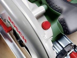 Startknopf für die Bosch Handkreissäge