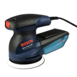 Bosch GEX 125-1 AE Exzenterschleifer Testbericht