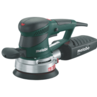 Metabo Exzenterschleifer SXE 450 TurboTec im Test