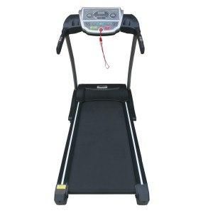 3 PS hat das Heimtrainer Profi Fitness Laufband als Dauerleistung.
