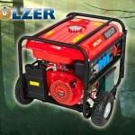 Stromerzeuger von Holzer