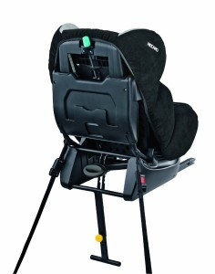 Isofix Recaro Kindersitz Polaric 6123.21209.66 Shadow