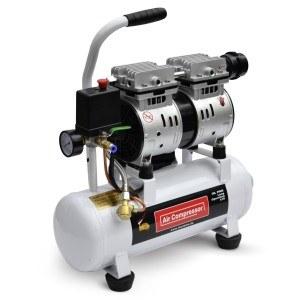 Implotex 480 W Flüster-Druckluftkompressor im Vergleich