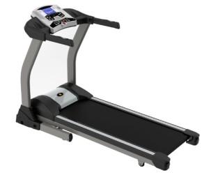 Das Laufband Speedrunner 5000 ist für Einsteiger wie für Profis geeignet.