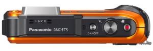Panasonic DCM-FT5EG-S Lumix