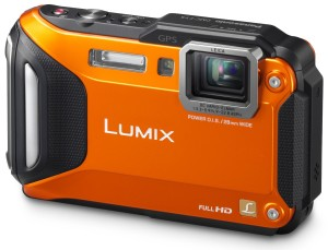 Panasonic DCM-FT5EG-S Lumix