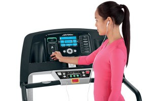 Mit verschiedenen Programmen auf dem Laufband, bringen Sie Abwechslung ins Training.