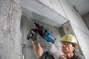 Bohrhammer von Bosch mit hoher Schlagzahl